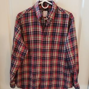 Brooks Brothers Flannel button down